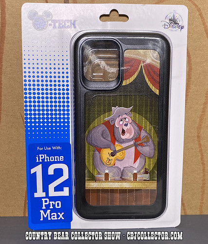 2021 Disney D-Tech Big Al By Sam Carter Phone Case - CBCS 299