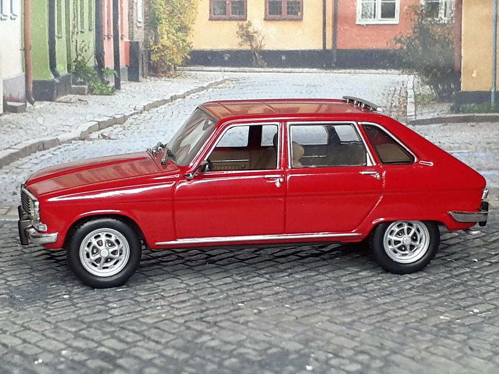 Renault 16 TX – 1974