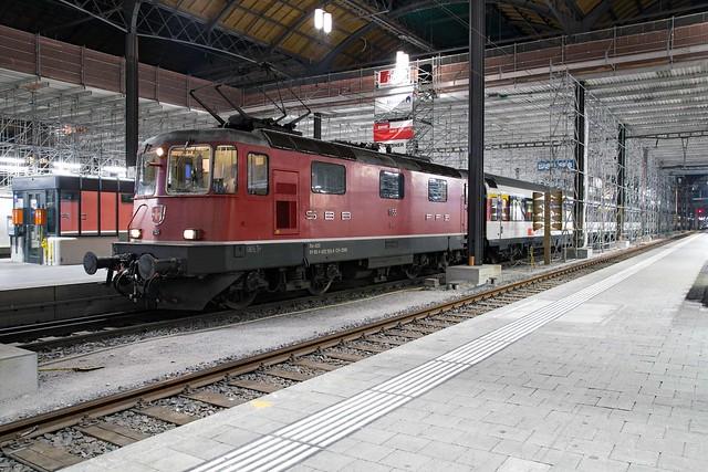 SBB Re 4/4 420 151 Basel SBB