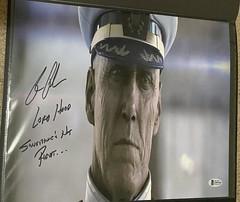 Halo Autographed Photos