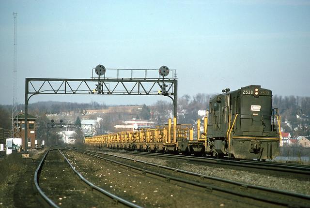 PC 2530; Duncannon, PA; December 1974