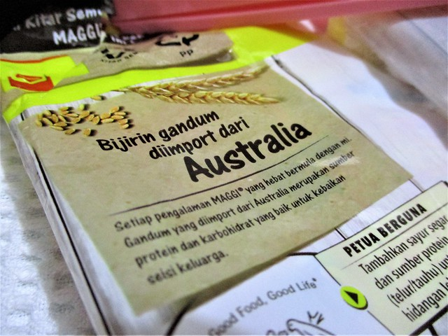 Wheat from Australia