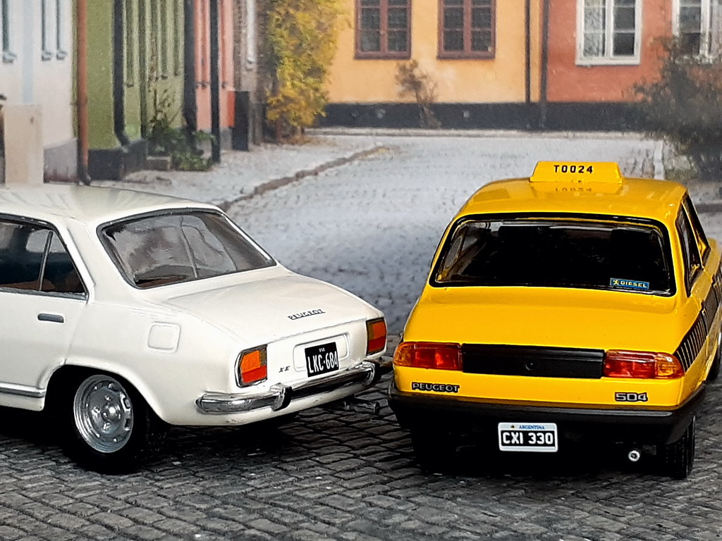 Peugeot 504 XE - 1974
