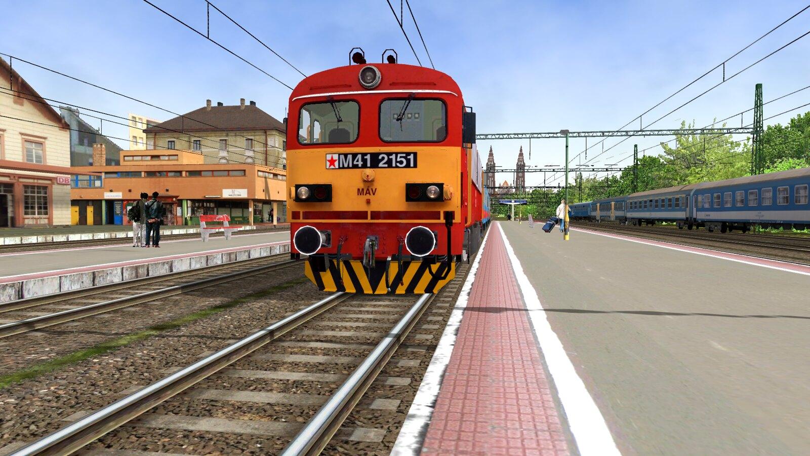 Százzal vezettük a vonatot Hódmezővásárhelyre, hogy összerakjuk az új menetrendet