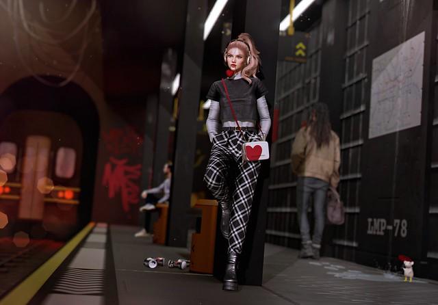 #435 Night train