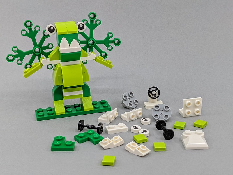 Build Your Own Monster
