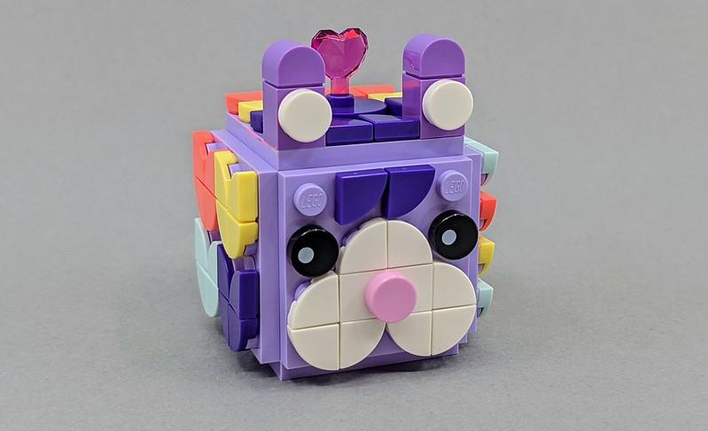 DOTS Photo Cube