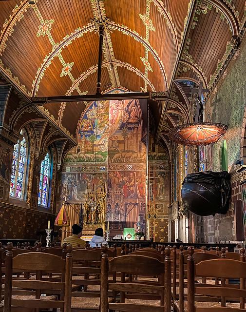 Basilica of the Holy Blood (Basiliek van het Heilig Bloed), Bruges