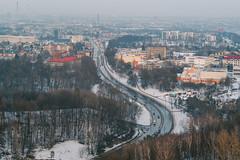 Road | Kaunas aerial