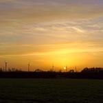 25. Veebruar 2021 - 7:53 - Aurore d'hiver aux environs de Rémérangles - Oise