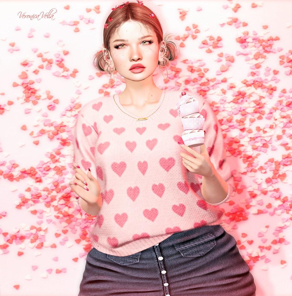 {Blog 588} Cupcake Love