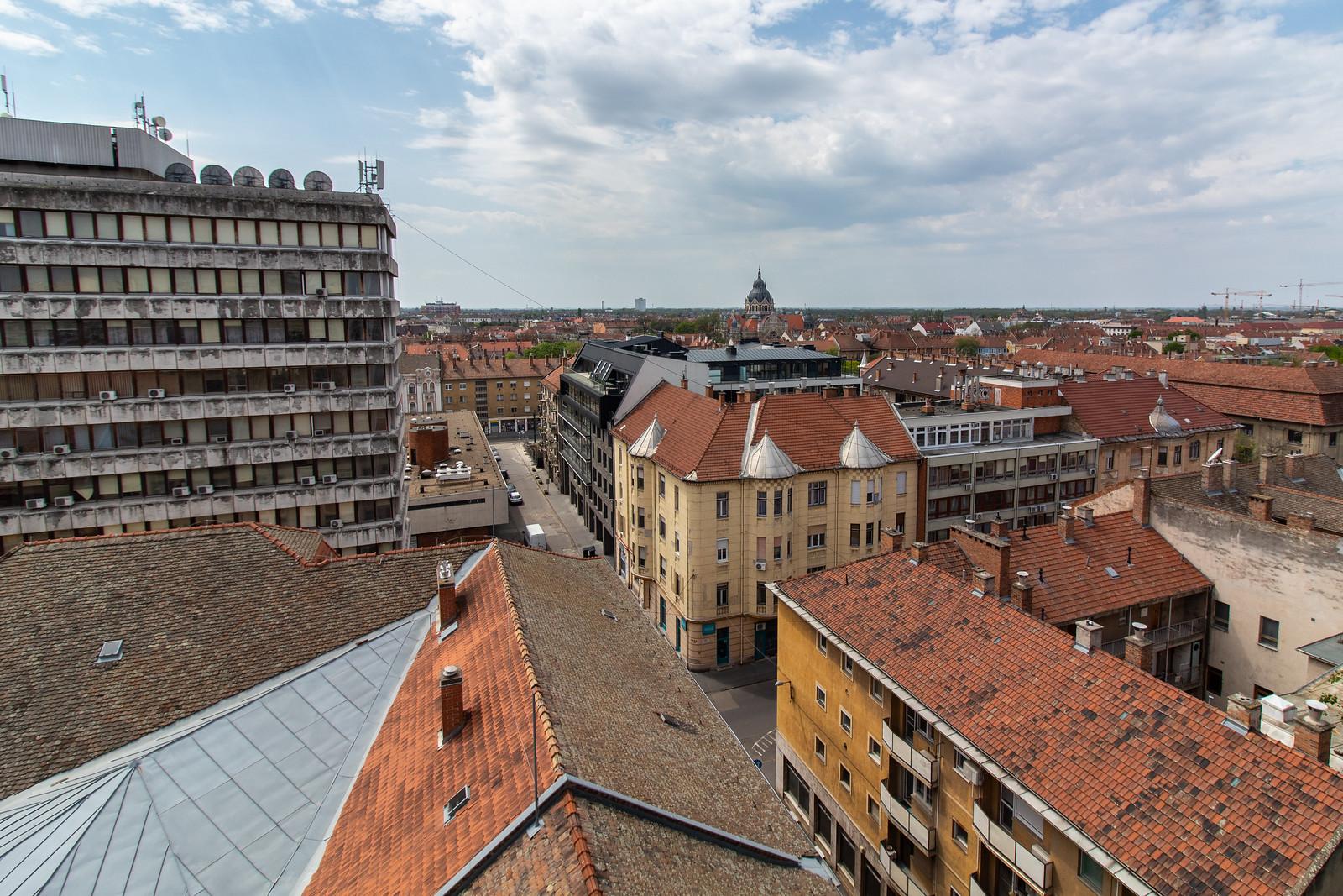 Szeged kevésbé szenvedte meg az ingatlanpiaci változásokat, mint Budapest