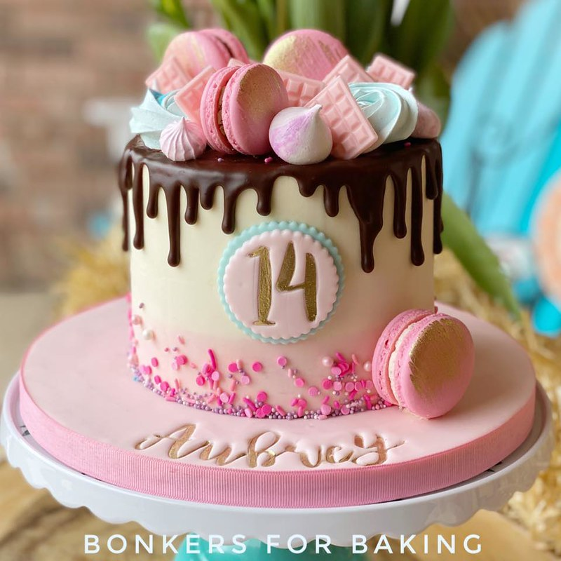 Cake by Bonkers for Baking