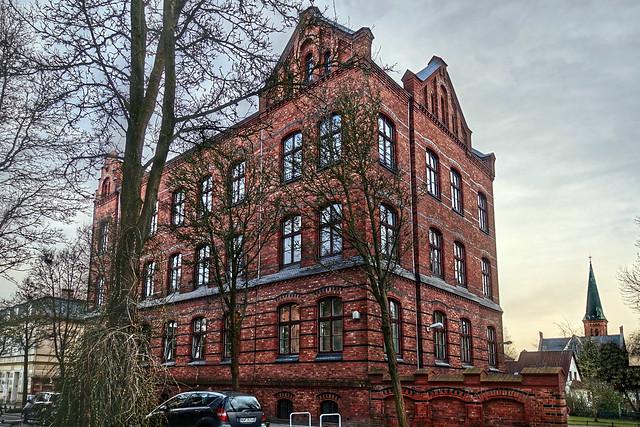 Kreisvolkshochschule  Ehemalige Heyn'sche Privattöchterschule Lutherstraße