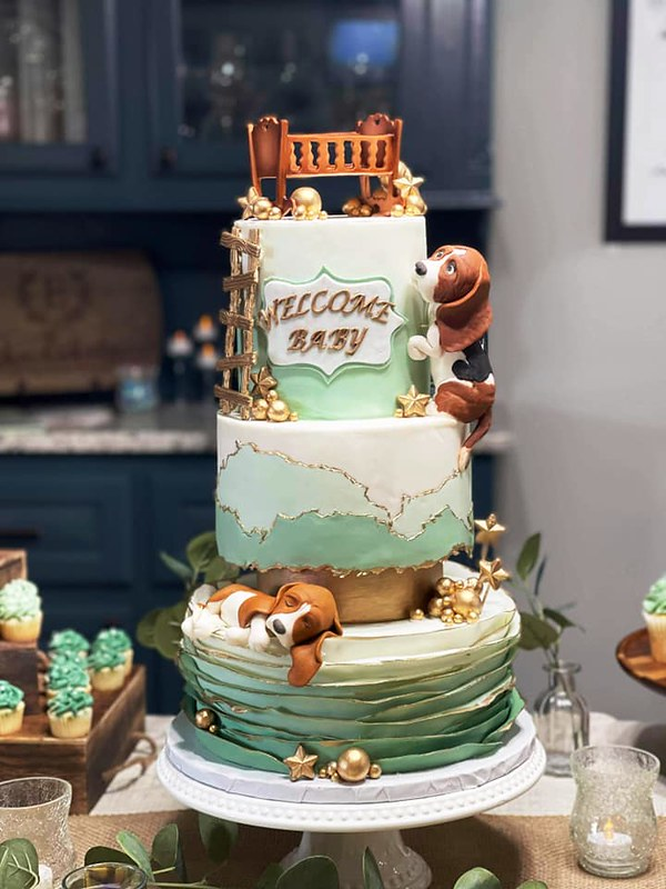Cake by Chrislynn's Confections
