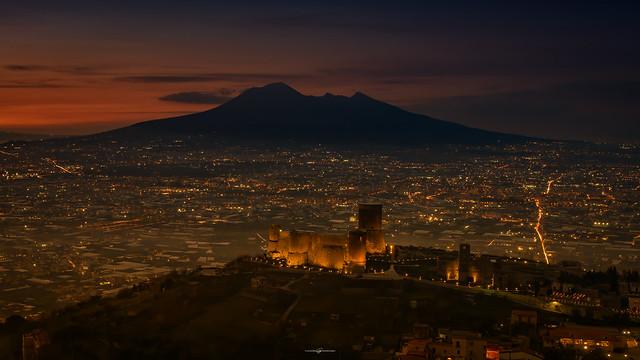 Sleeping Beauty (Mount Vesuvius)