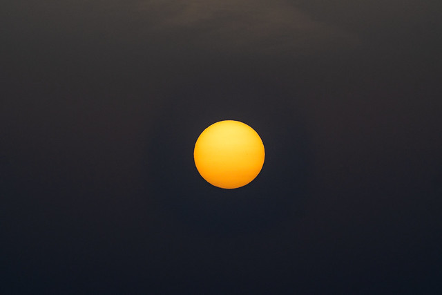 Dust Sunset