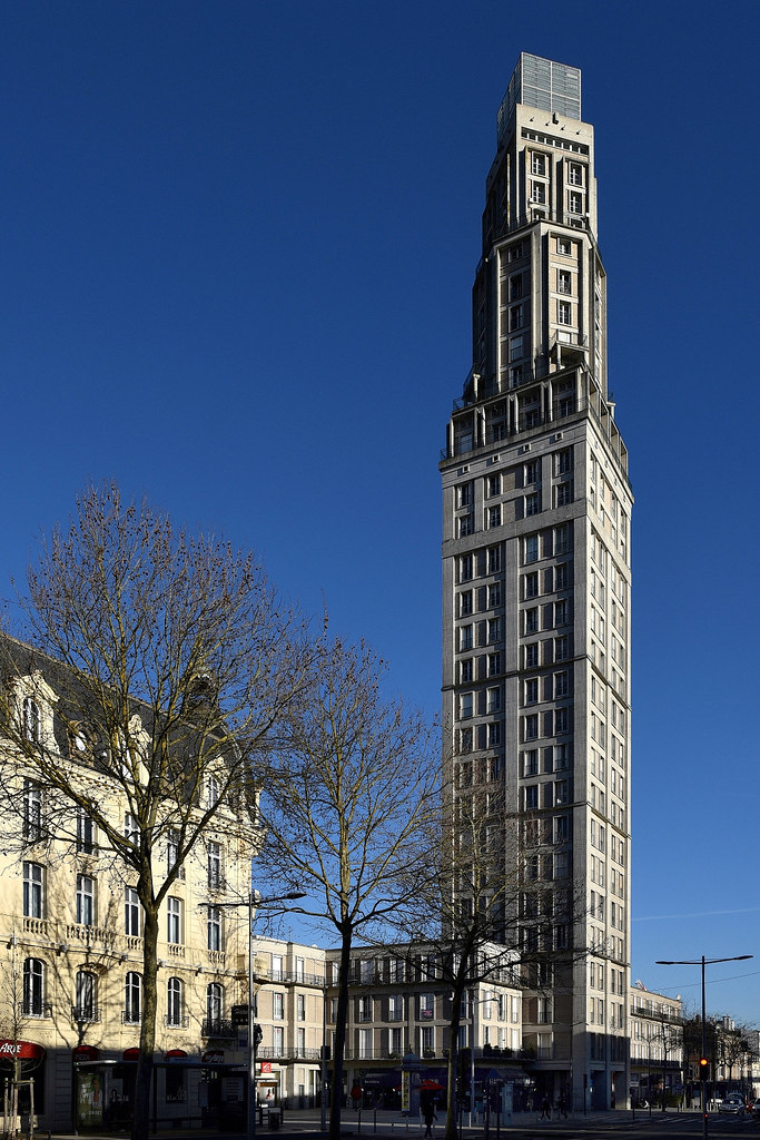 La tour Perret
