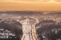 Railway | Kaunas aerial