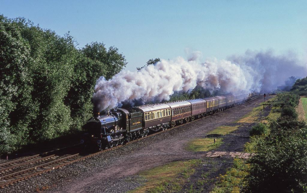 4936 At Stenson Junction. 13/07/2002.