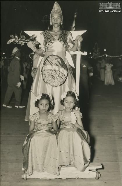 Império da Tijuca no carnaval de 1952