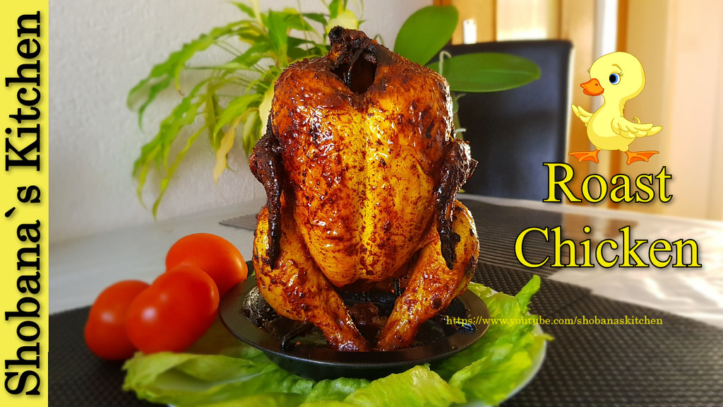 Roasted Whole Chicken🐓delicious & easy recipe you'll ever make👌💯