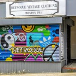 Retrogue Vintage Clothing, Preston