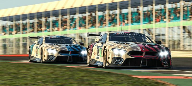 BMW Motorsport eSport