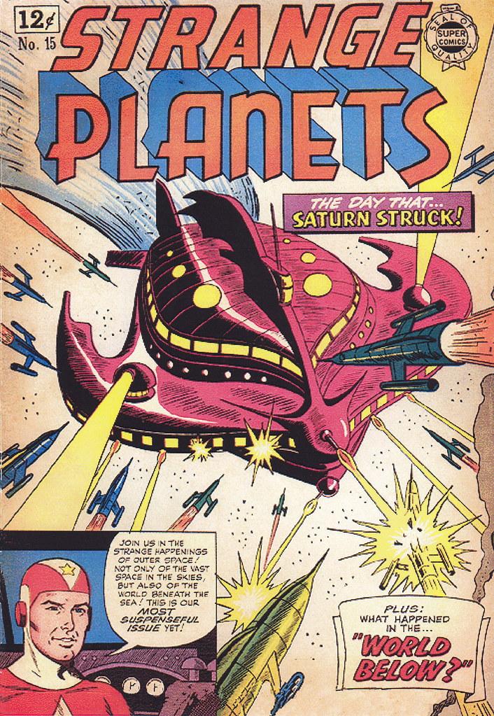 Strange Planets #15