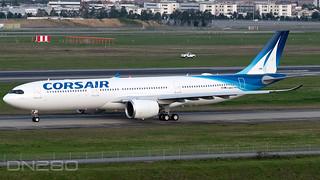 Corsair A330-941N msn 1986 F-WWCG / F-HSKA
