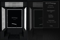 Bothology - Event Booth 7 White Version AD