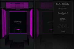 Bothology - Event Booth 7 Purple Version AD