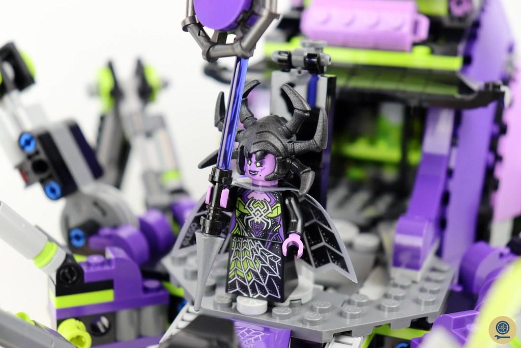 80022 Spider Queen's Arachnoid Base 11