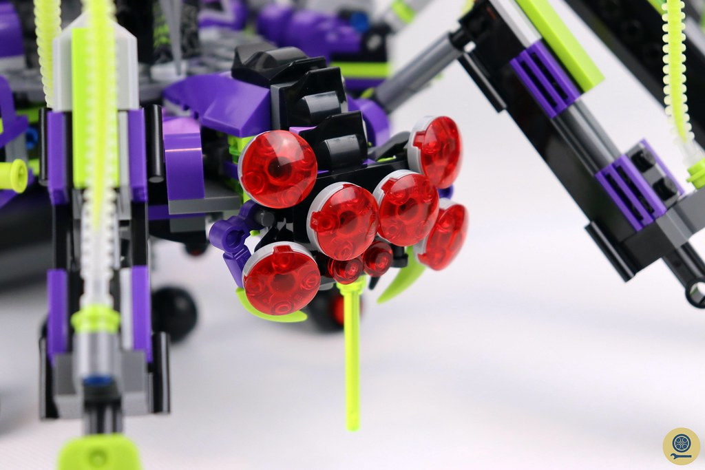 80022 Spider Queen's Arachnoid Base 10