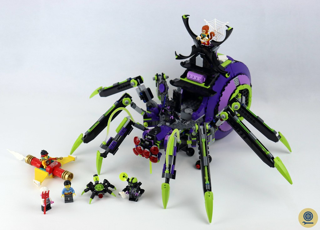 80022 Spider Queen's Arachnoid Base 01