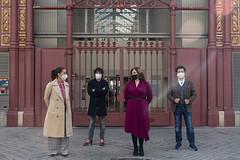 """Wed, 24/02/2021 - 10:22 - El programa """"MasterChef"""" es trasllada al Mercat de Sant Antoni amb motiu de Barcelona Capital Mundial de l'Alimentació Sostenible"""