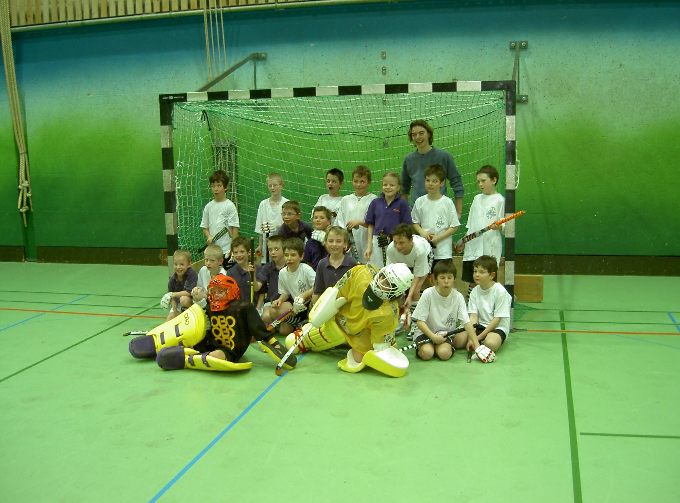 2004 Jugend D