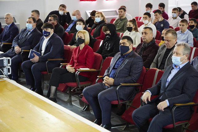 25.02.2021г. церемония чествования спортсменов Гагаузии