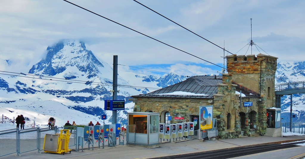Matterhorn, Gornergrat, Switzerland