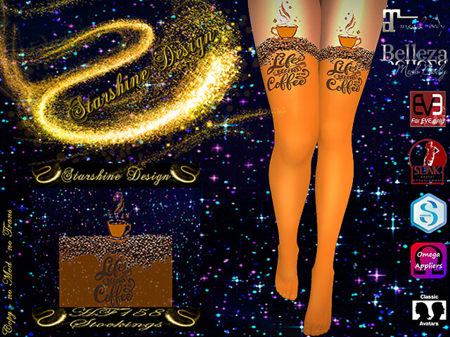 ~✯SD✯~ HF158 Stockings