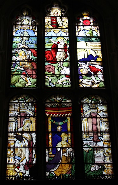 Stained Glass -The Vyne NT Hampshire - 210319 (13)