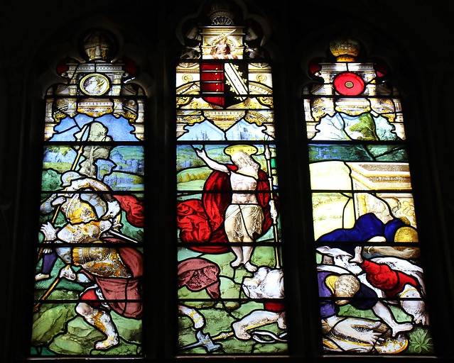 Stained Glass -The Vyne NT Hampshire - 210319 (12)