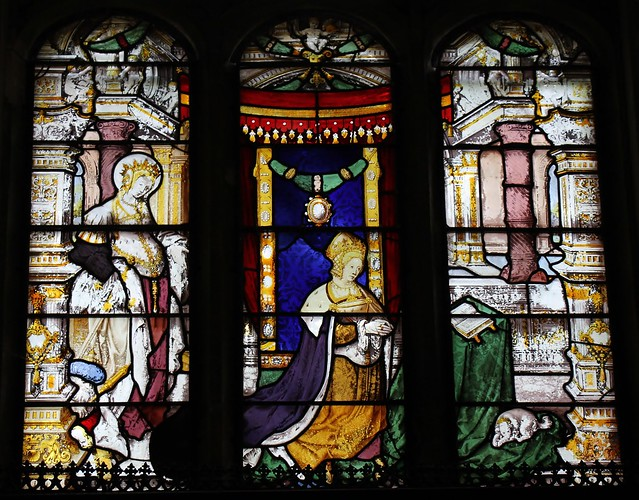 Stained Glass -The Vyne NT Hampshire - 210319 (11)