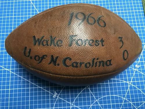 WFU Football 1966
