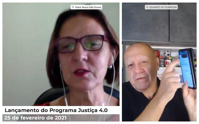25-02-2021 - Justiça 4.0 e Inovação no Poder Judiciário