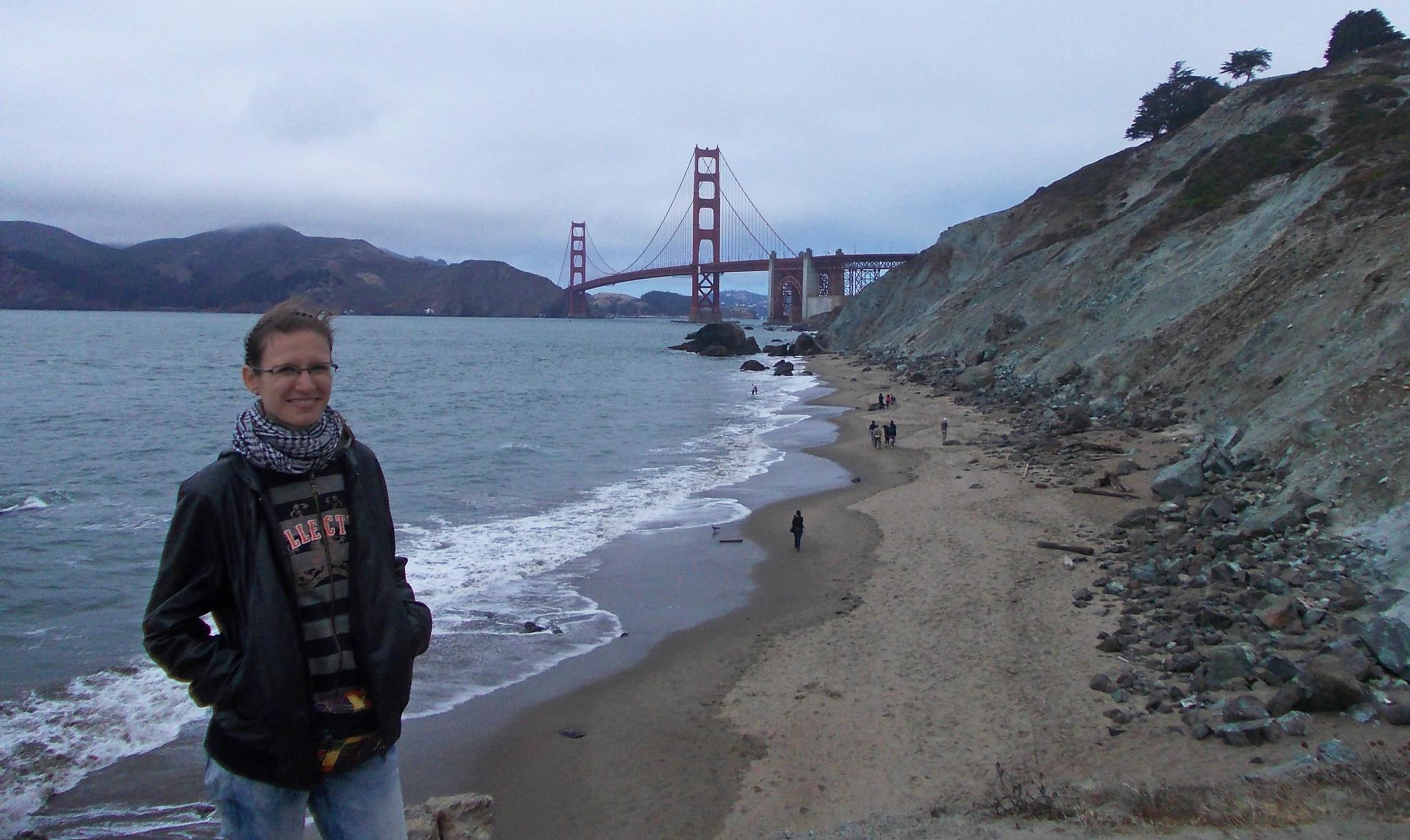 Baker Beach, San Francisco, CA, USA