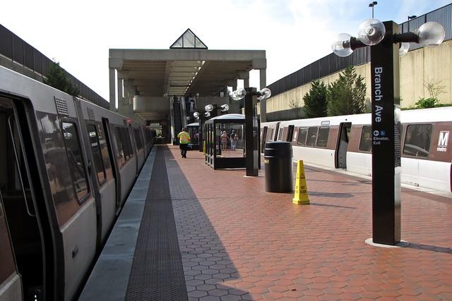 Branch Avenue station