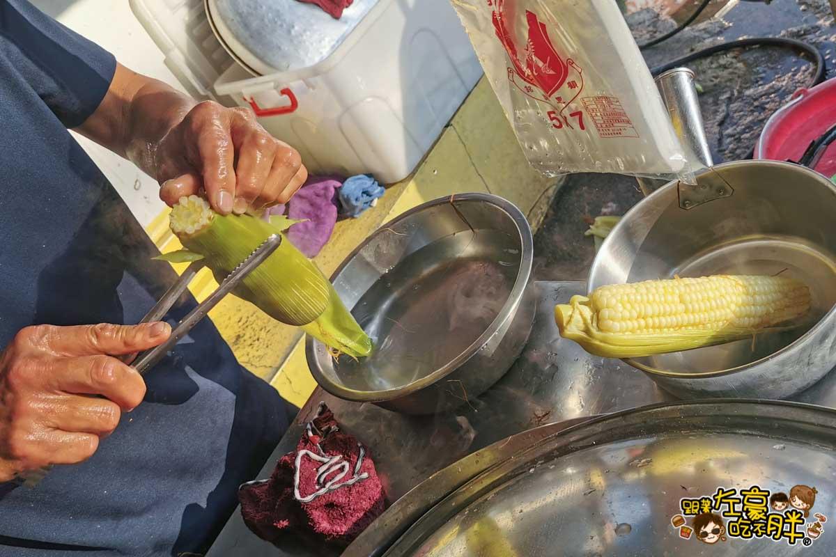 潮州烤玉米 圓環玉米 潮州美食-10