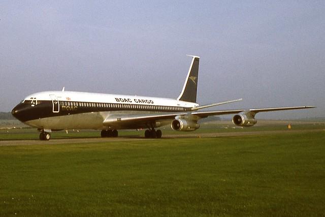 G-AVPB Prestwick 11-10-1969