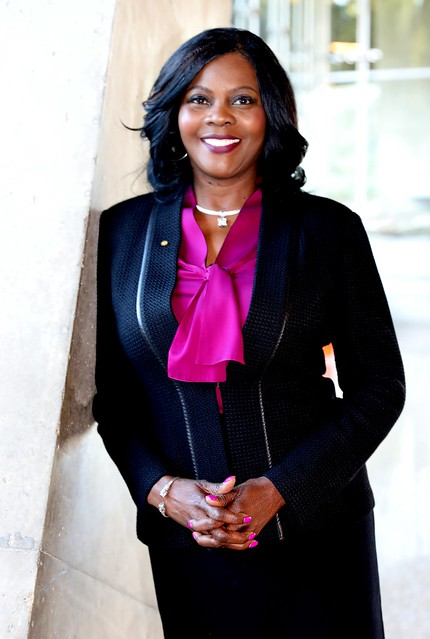 Dr. Chavonda Jacobs-Young, Acting Under Secretary for the Research, Education, and Economics mission area